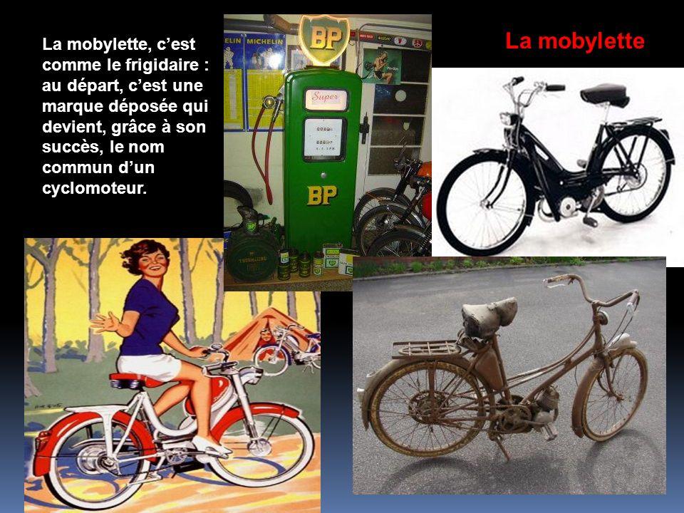 La mobylette