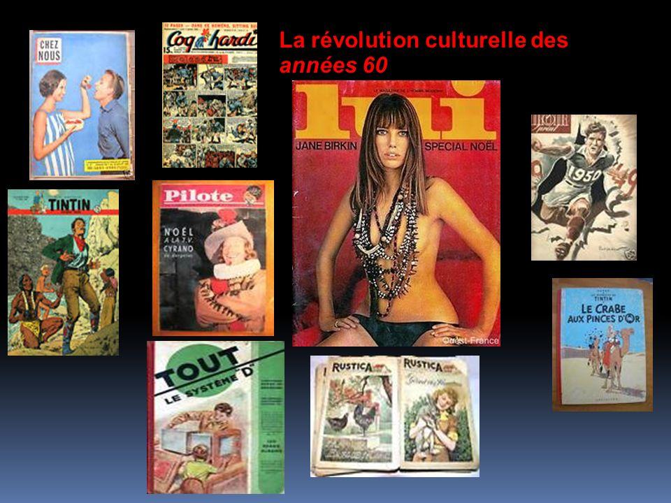 La révolution culturelle des années 60