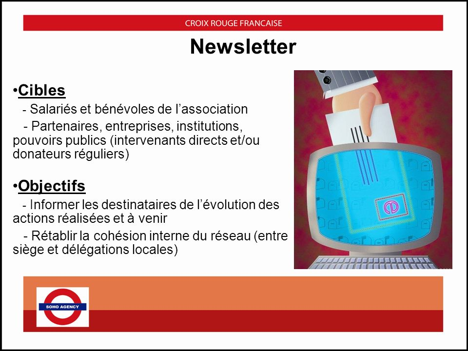 Newsletter Cibles Objectifs