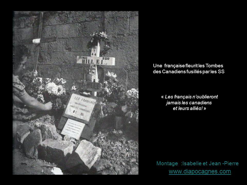 « Les français n'oublieront