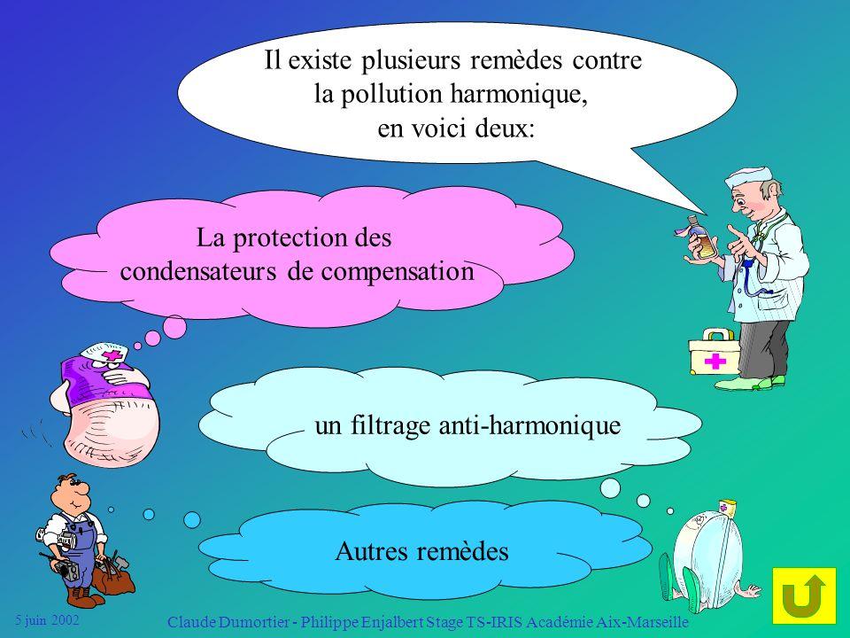 Il existe plusieurs remèdes contre la pollution harmonique,