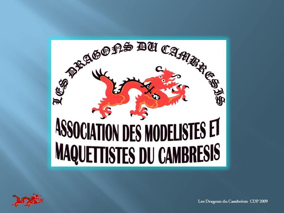 Les Dragons du Cambrésis CDP 2009