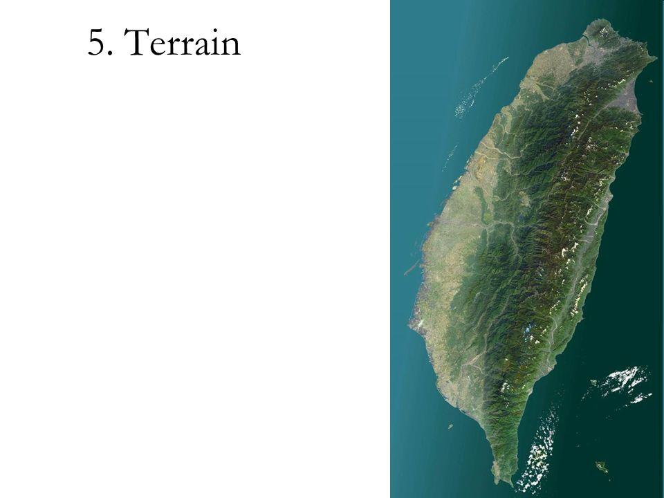 5. Terrain