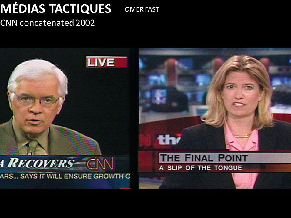 MÉDIAS TACTIQUES OMER FAST CNN concatenated 2002
