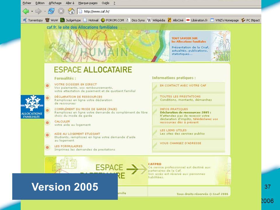 Version 2005