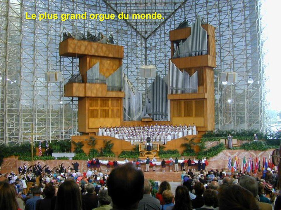 Le plus grand orgue du monde.