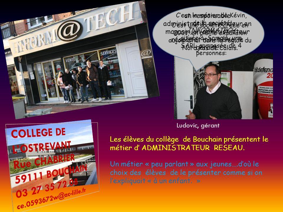 COLLEGE DE L'OSTREVANT Rue CHABRIER 59111 BOUCHAIN 03 27 35 72 08
