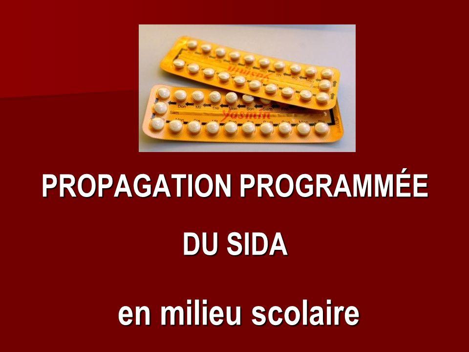 PROPAGATION PROGRAMMÉE