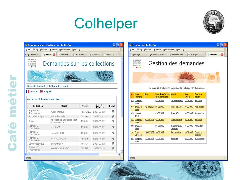 Colhelper