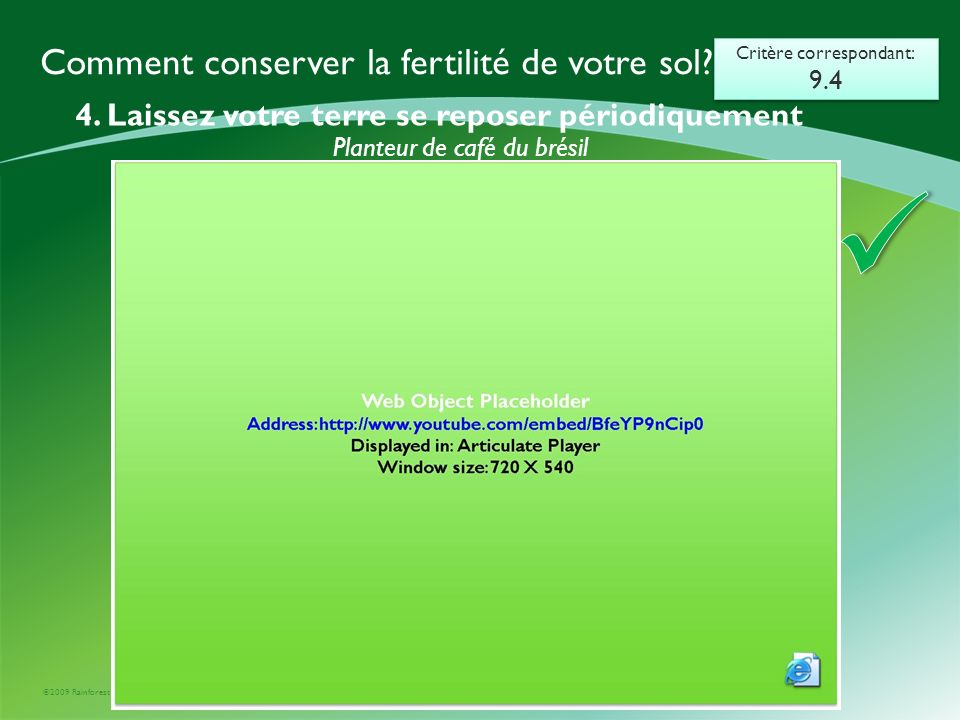  Comment conserver la fertilité de votre sol