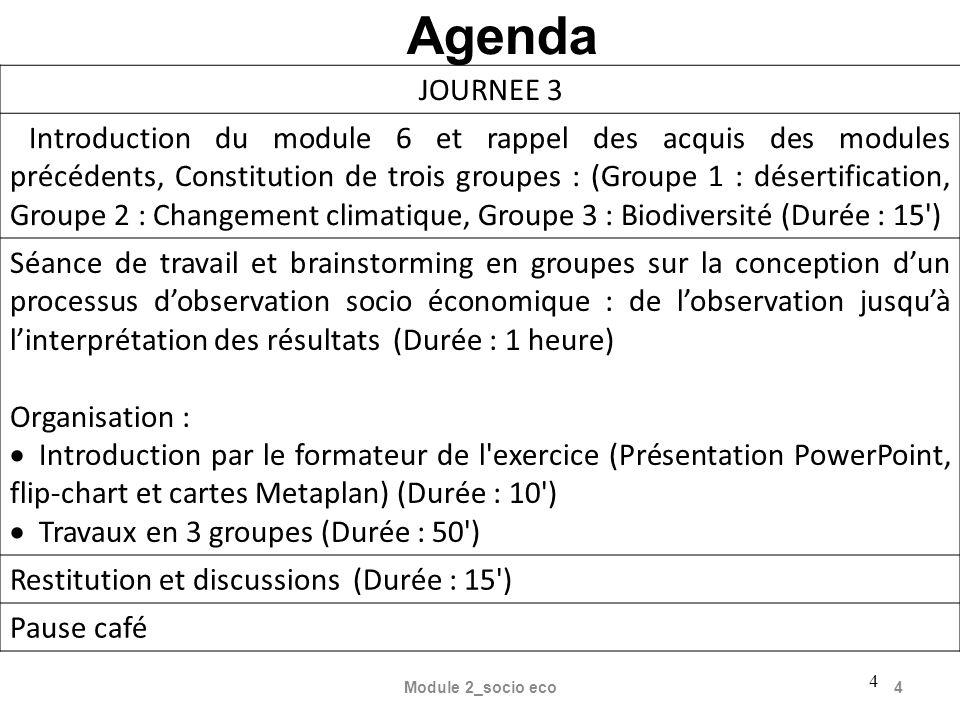 Agenda JOURNEE 3.