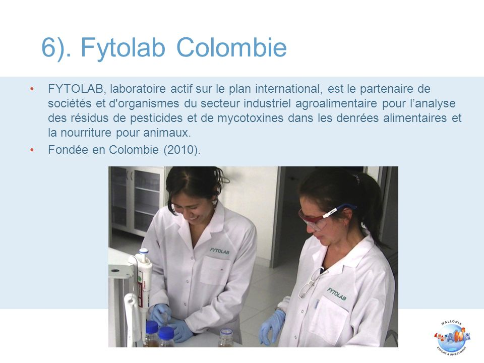 6). Fytolab Colombie