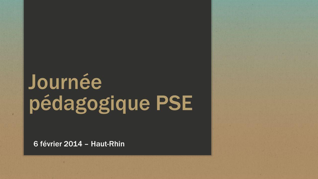 Journée pédagogique PSE