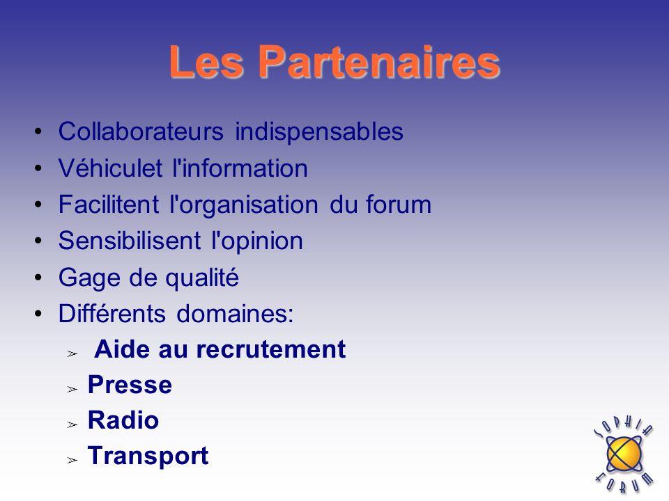 Les Partenaires Collaborateurs indispensables Véhiculet l information