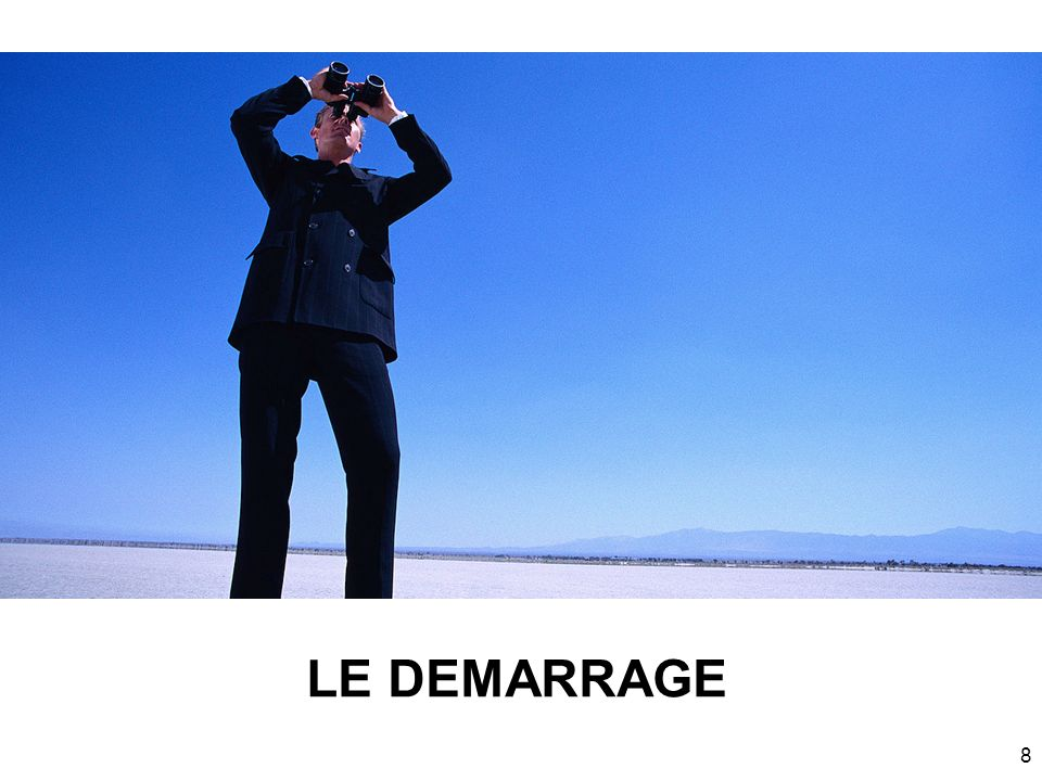 LE DEMARRAGE GROUP DISCUSSION –