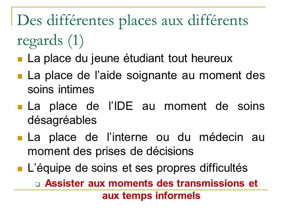 Des différentes places aux différents regards (1)