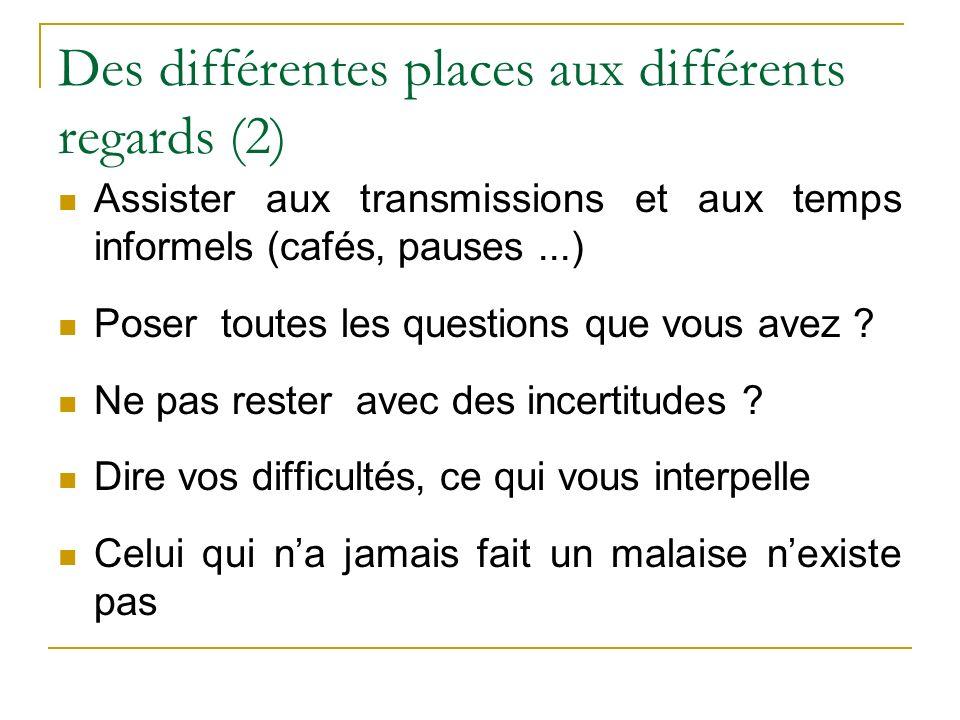 Des différentes places aux différents regards (2)