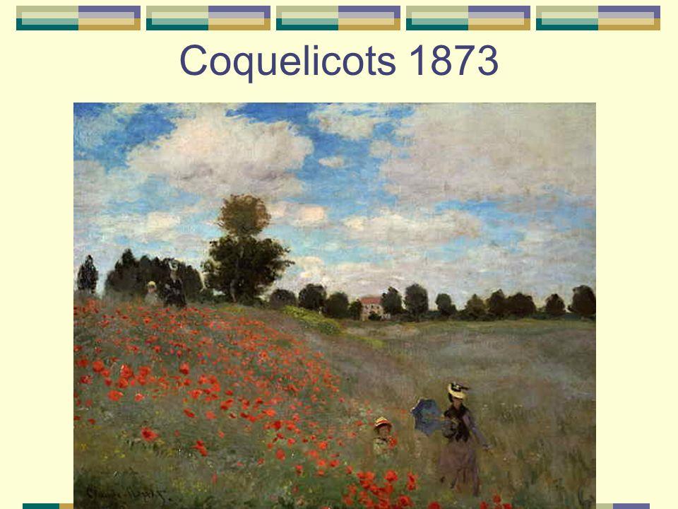 Coquelicots 1873
