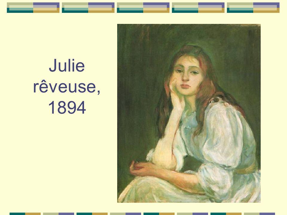 Julie rêveuse, 1894