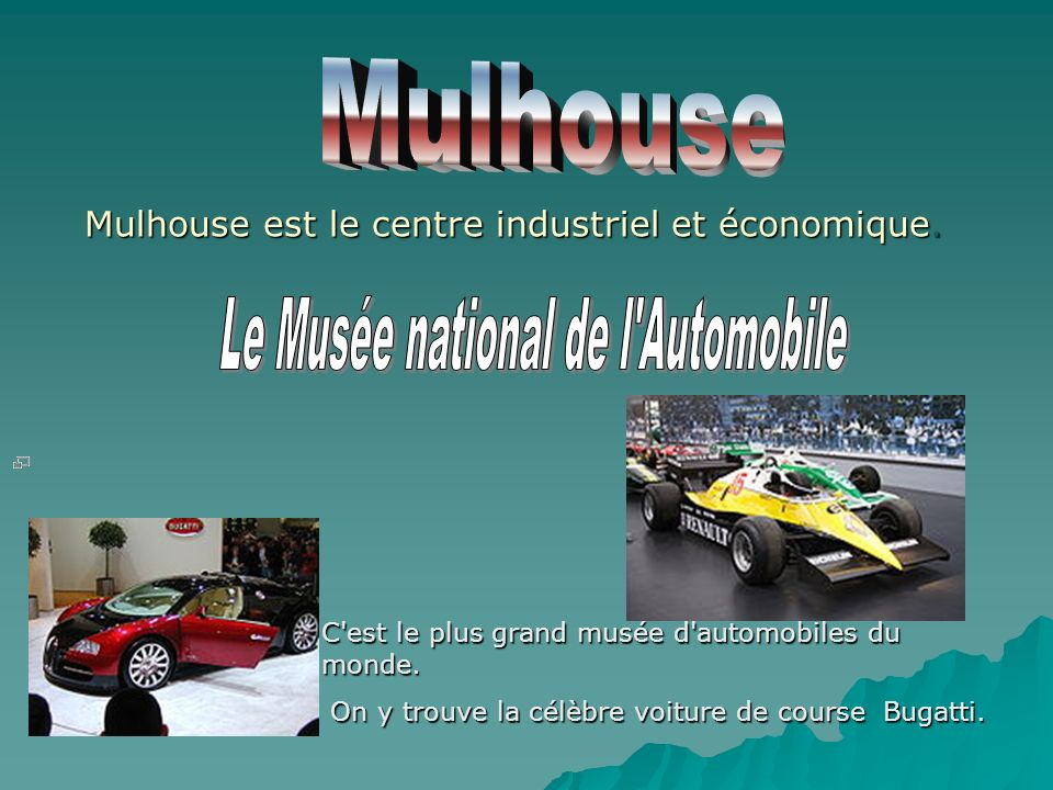 Le Musée national de l Automobile