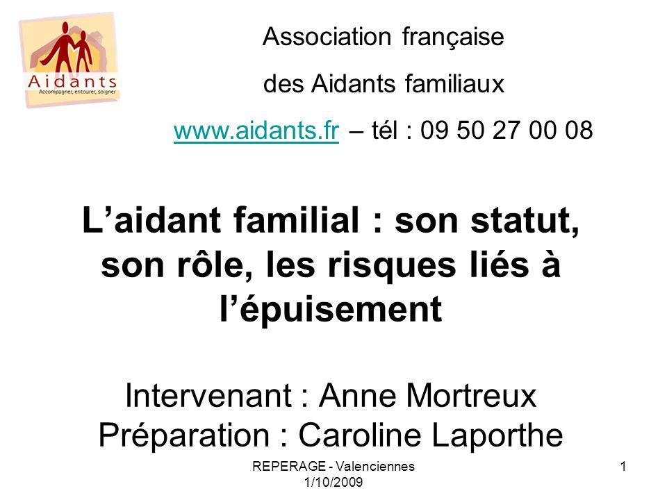 Association française des Aidants familiaux