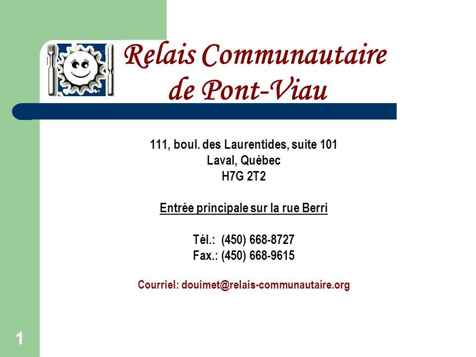 Relais Communautaire de Pont-Viau