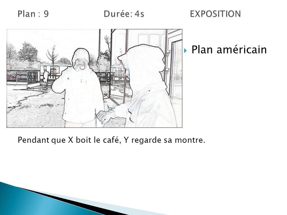 Plan : 9 Durée: 4s EXPOSITION