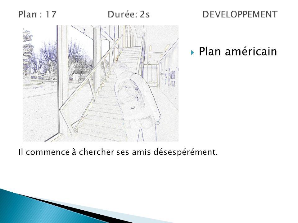 Plan : 17 Durée: 2s DEVELOPPEMENT