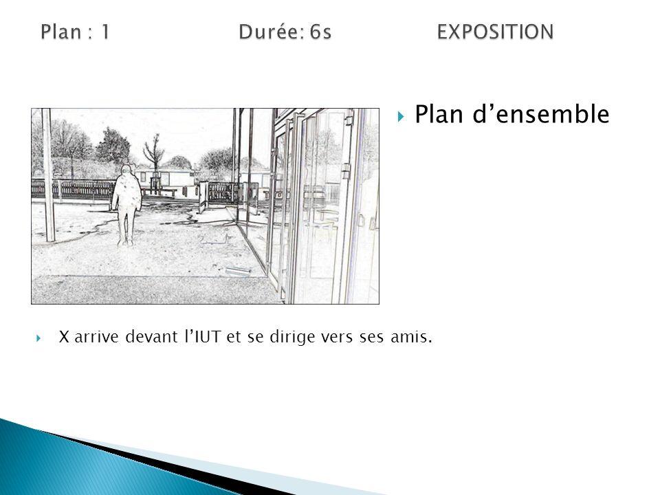 Plan : 1 Durée: 6s EXPOSITION