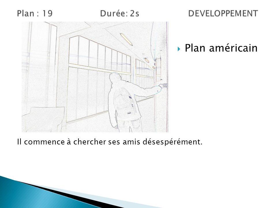 Plan : 19 Durée: 2s DEVELOPPEMENT