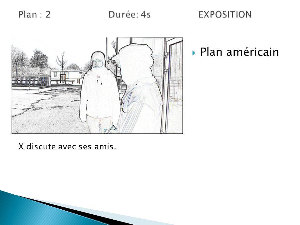 Plan : 2 Durée: 4s EXPOSITION