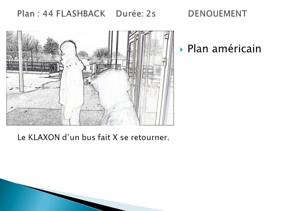 Plan : 44 FLASHBACK Durée: 2s DENOUEMENT