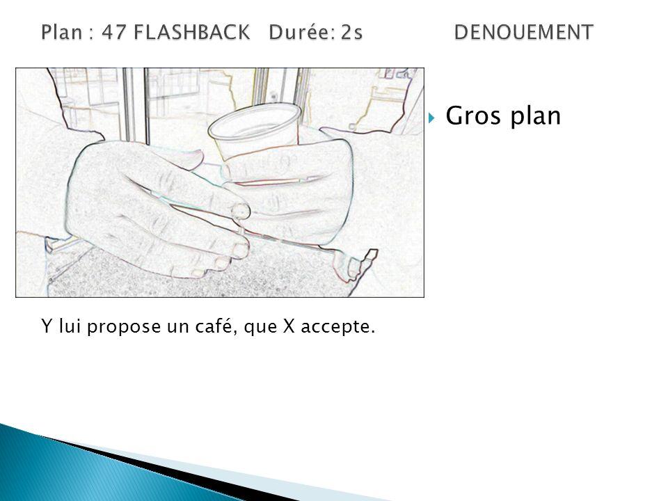 Plan : 47 FLASHBACK Durée: 2s DENOUEMENT