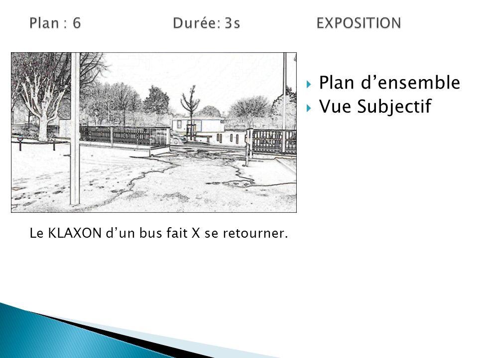 Plan : 6 Durée: 3s EXPOSITION