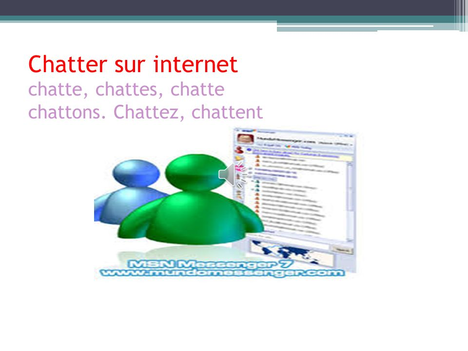 Chatter sur internet chatte, chattes, chatte chattons
