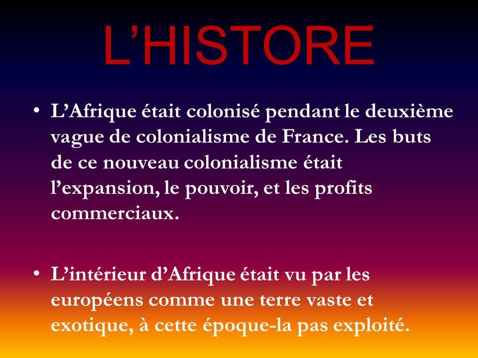 L'HISTORE