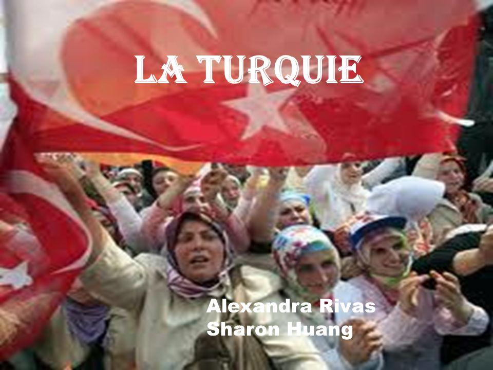 La Turquie Alexandra Rivas Sharon Huang