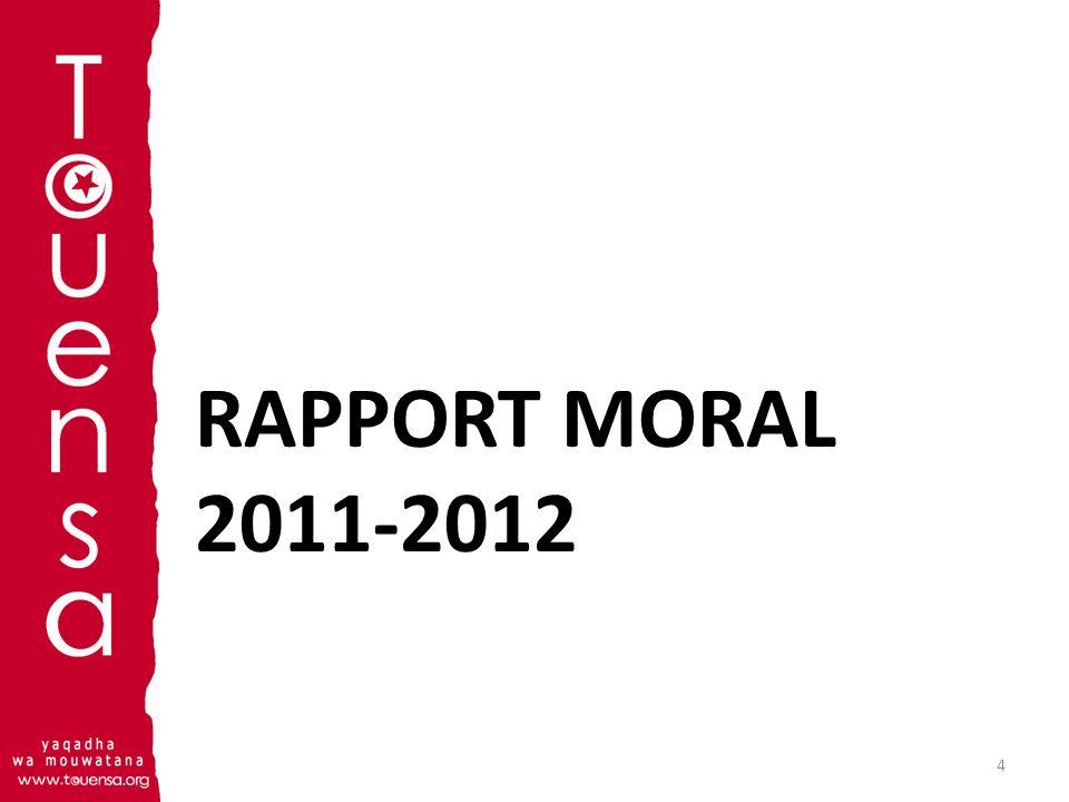 RAPPORT MORAL 2011-2012