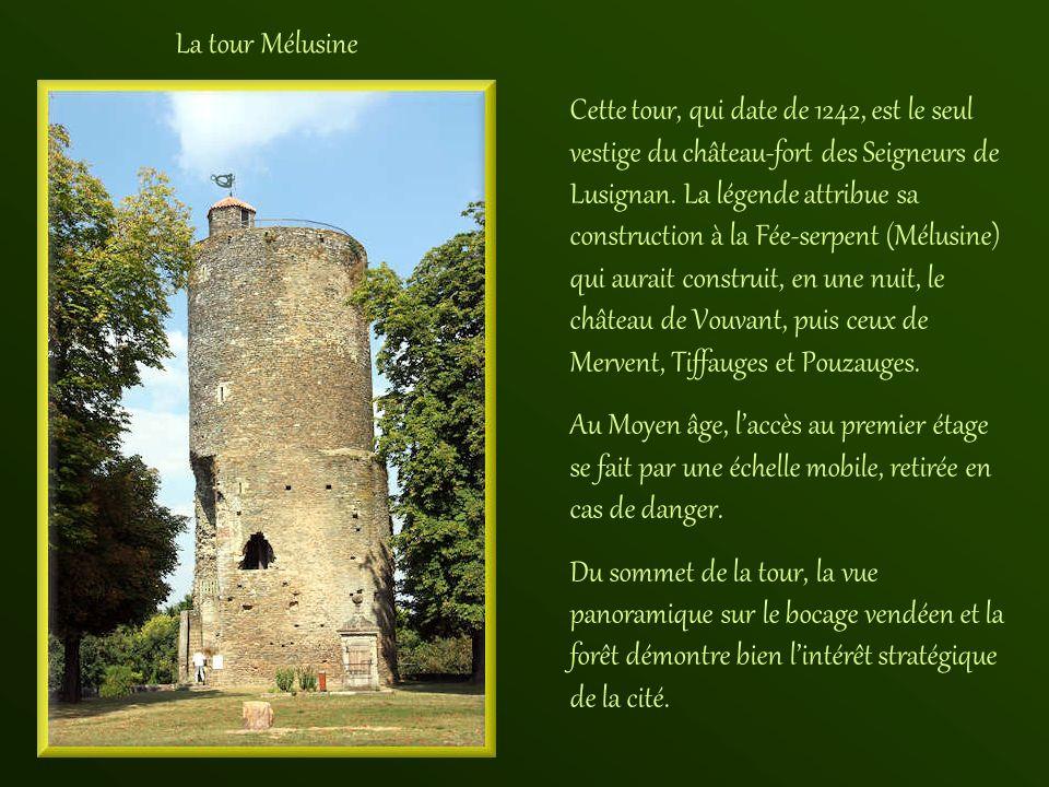 La tour Mélusine