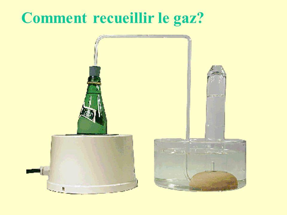 Comment recueillir le gaz