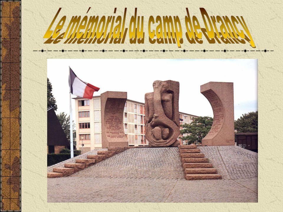 Le mémorial du camp de Drancy
