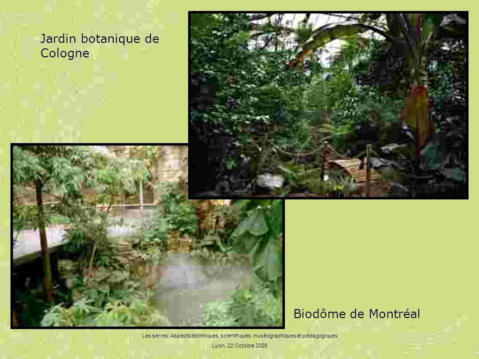 Jardin botanique de Cologne