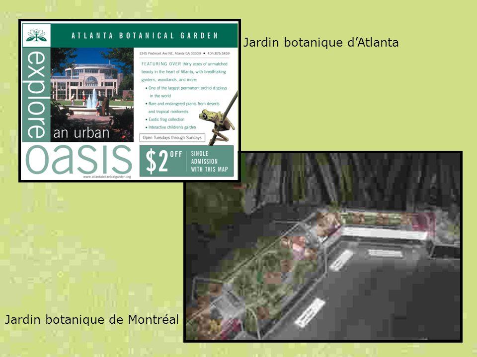 Jardin botanique d'Atlanta