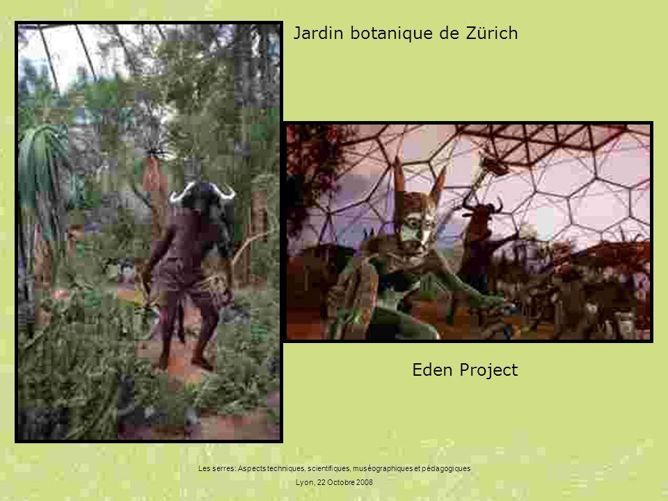 Jardin botanique de Zürich