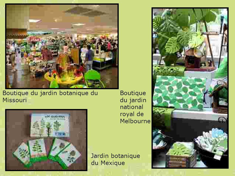 visite virtuelle des serres botaniques du monde
