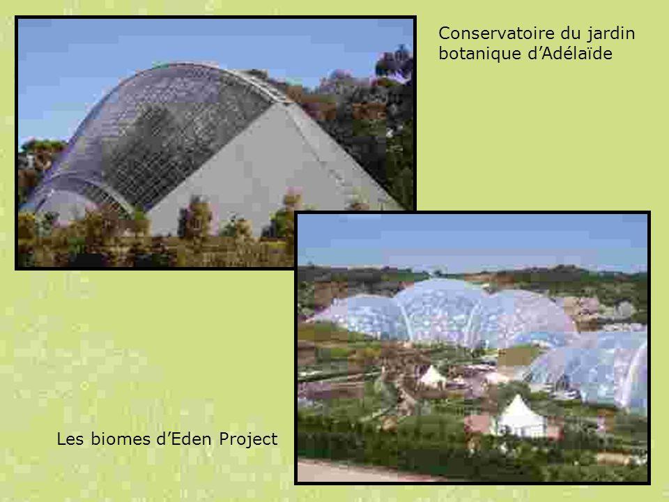 Conservatoire du jardin botanique d'Adélaïde
