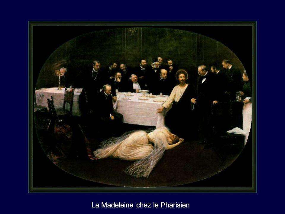 La Madeleine chez le Pharisien
