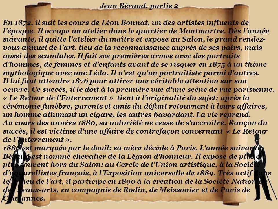 Jean Béraud, partie 2