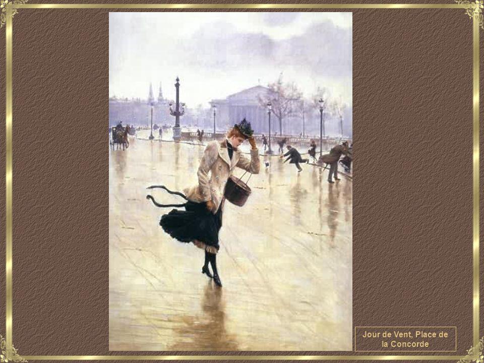Jour de Vent, Place de la Concorde