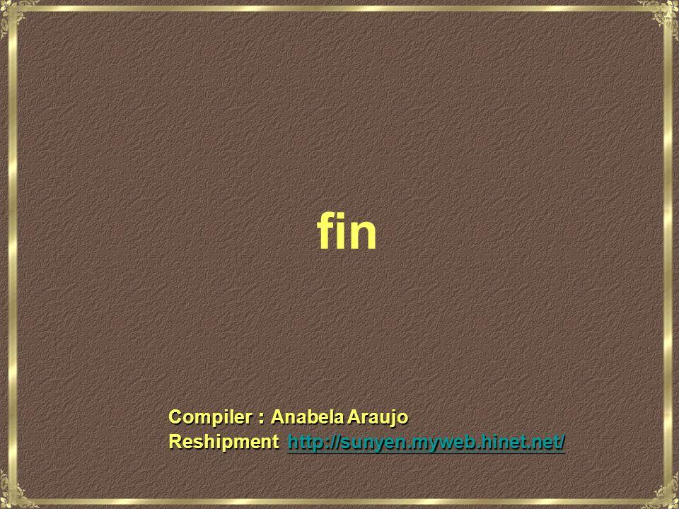 fin Compiler:Anabela Araujo Reshipment http://sunyen.myweb.hinet.net/